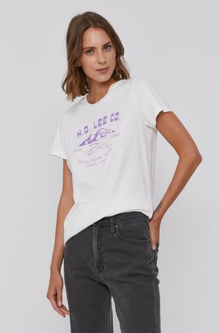 Lee - Бавовняна футболка