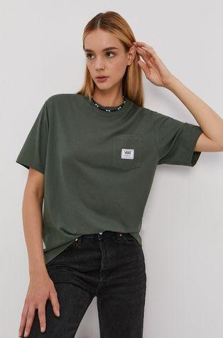 Vans - Бавовняна футболка