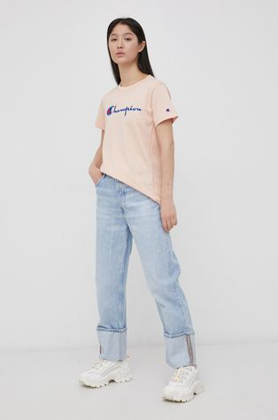 Champion - Βαμβακερό μπλουζάκι