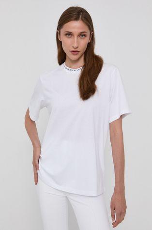 Victoria Victoria Beckham - Bavlnené tričko