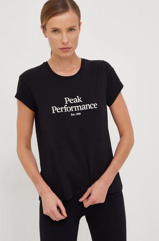 Peak Performance - Bavlnené tričko
