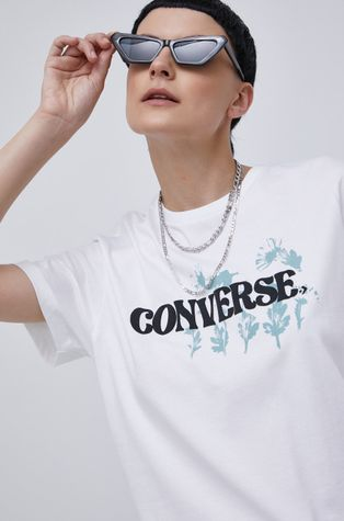 Converse - T-shirt bawełniany