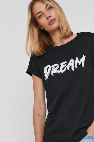 Sisley - Bavlnené tričko