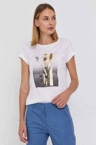 Sisley - Памучна тениска