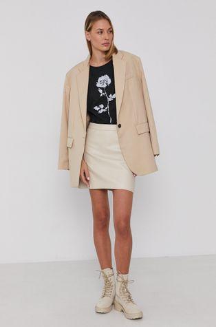 Sisley - Бавовняна футболка