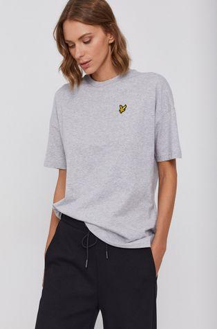 Lyle & Scott - Бавовняна футболка