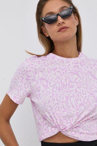 BIMBA Y LOLA - T-shirt bawełniany