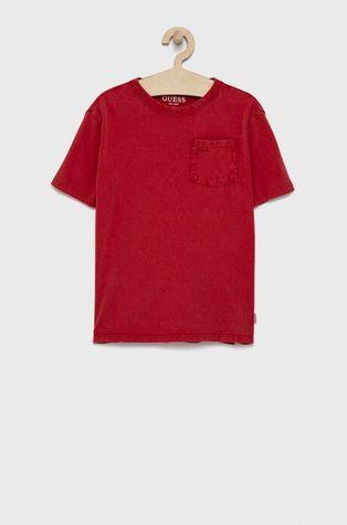 Guess - Detské bavlnené tričko