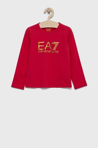 EA7 Emporio Armani - Detské tričko s dlhým rukávom
