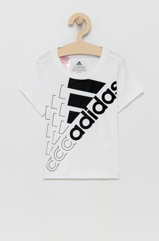 adidas - Detské bavlnené tričko