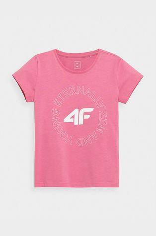4F - Gyerek pamut póló