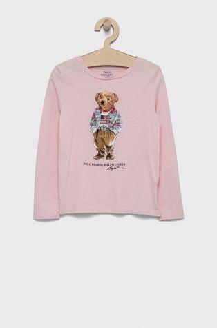 Polo Ralph Lauren - Dětské tričko s dlouhým rukávem