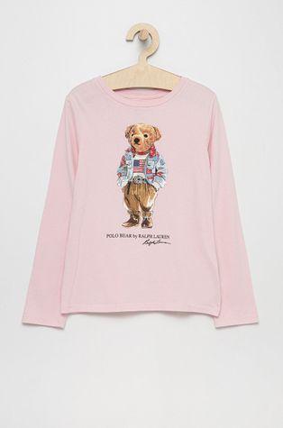 Polo Ralph Lauren - Detské tričko s dlhým rukávom