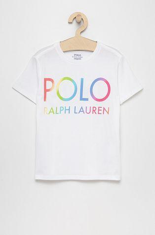 Polo Ralph Lauren - Παιδικό βαμβακερό μπλουζάκι