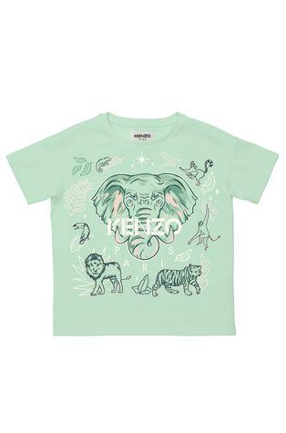 Kenzo Kids - Детска памучна тениска
