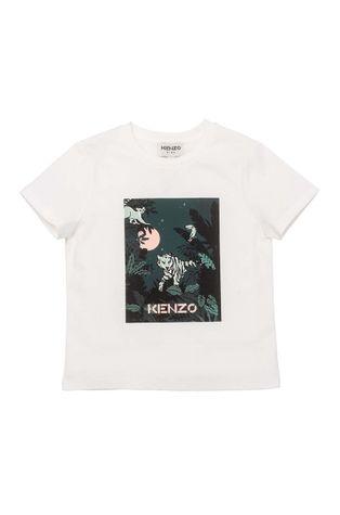 KENZO KIDS - T-shirt bawełniany dziecięcy