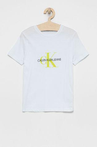Calvin Klein Jeans - Детска памучна тениска