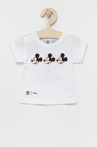 adidas Originals - T-shirt bawełniany dziecięcy x Disney