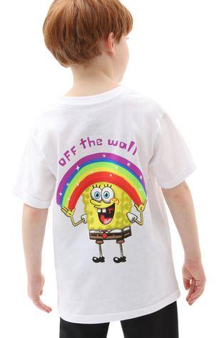 Vans - Dětské tričko x Spongebob