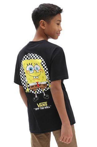 Vans - Detské tričko x Spongebob