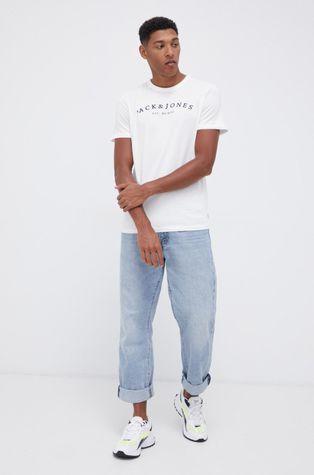 Jack & Jones - T-shirt bawełniany