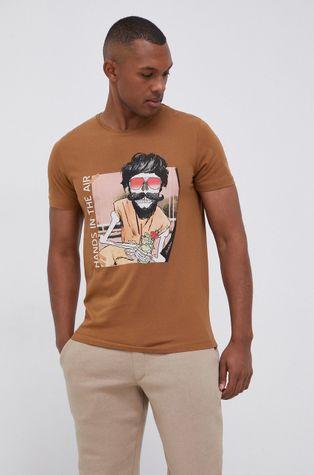 Jack & Jones - Βαμβακερό μπλουζάκι