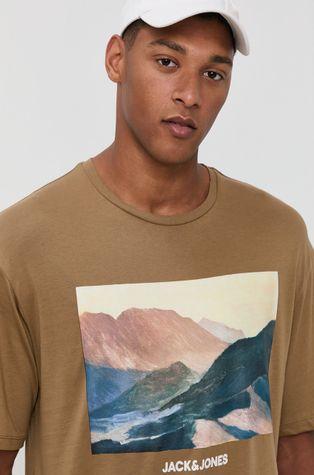 Premium by Jack&Jones - Хлопковая футболка