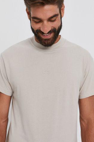 Tigha - Tricou din bumbac Delian Logo