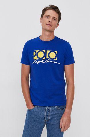 Polo Ralph Lauren - Bavlnené tričko