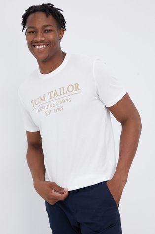 Tom Tailor - T-shirt bawełniany