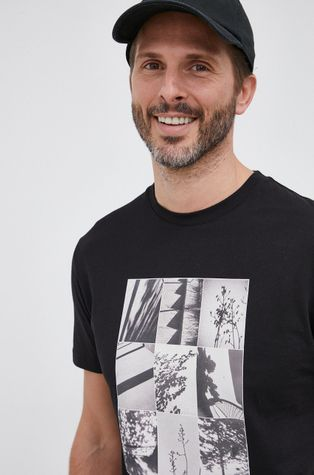 Tiger Of Sweden - T-shirt bawełniany