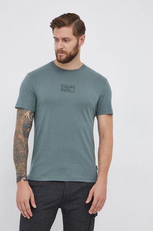 Calvin Klein - T-shirt bawełniany