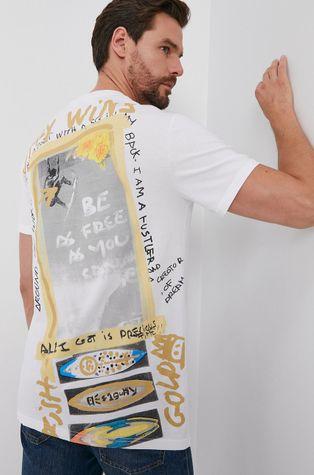 Desigual - Бавовняна футболка