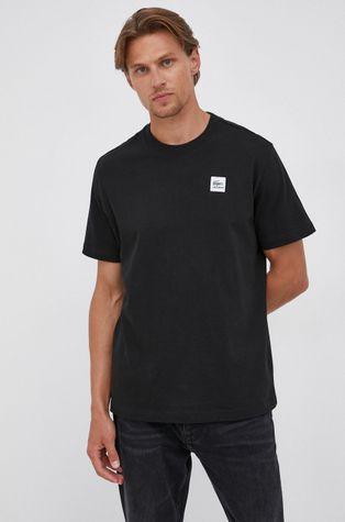 Lacoste - Βαμβακερό μπλουζάκι