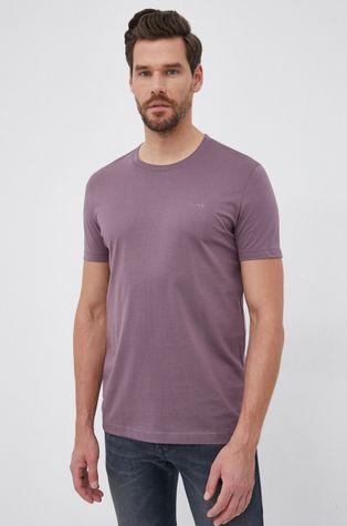 Boss - Bavlnené tričko