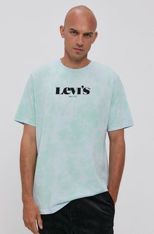 Levi's - Bavlnené tričko