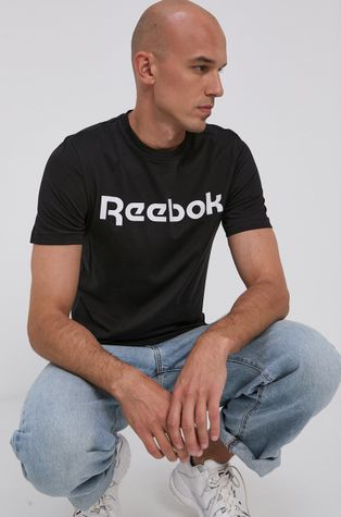 Reebok - Bavlněné tričko Street