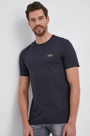 Boss - T-shirt bawełniany Boss Athleisure