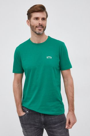 Boss - Βαμβακερό μπλουζάκι Boss Athleisure