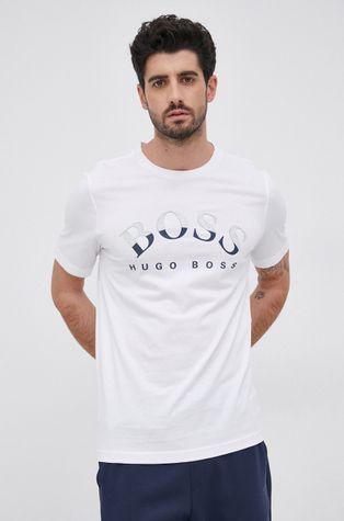 Boss - Bavlněné tričko Boss Athleisure