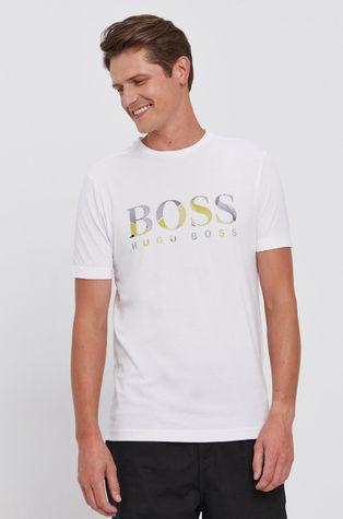 Boss - Bavlnené tričko Boss Athleisure (2-pak)