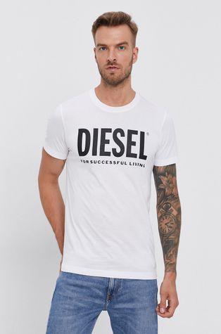 Diesel - T-shirt bawełniany