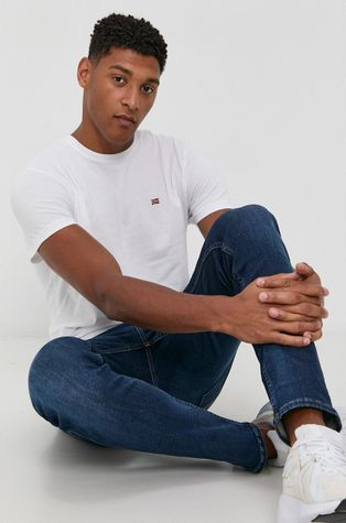 Napapijri - Bavlněné tričko