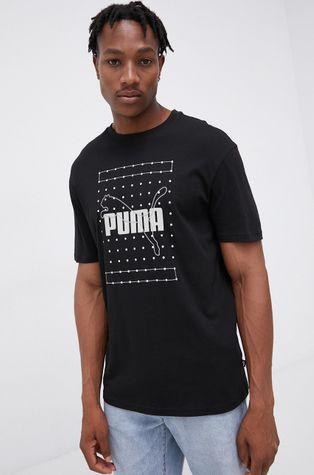 Puma - T-shirt bawełniany