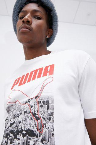 Puma - Tricou din bumbac