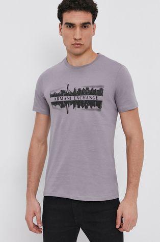 Armani Exchange - Tricou din bumbac