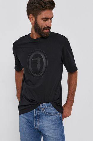 Trussardi - Tricou din bumbac