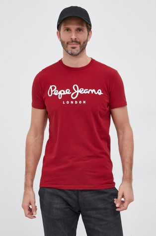 Pepe Jeans - Tričko Orginal Stretch