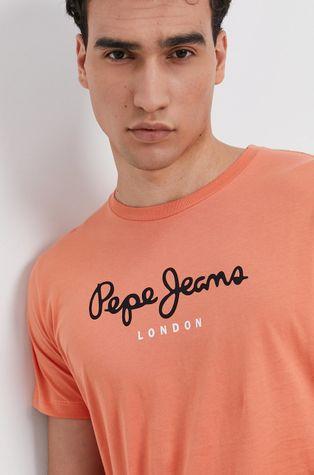 Pepe Jeans - Bavlnené tričko Eggo