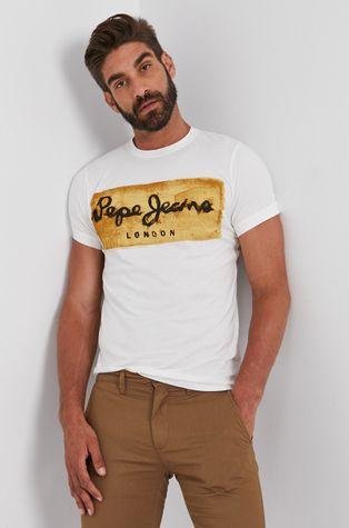 Pepe Jeans - T-shirt bawełniany Charing